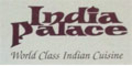 Indian Palace Menu