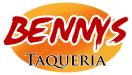 Benny's Seafood Taqueria Menu