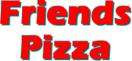 Friend's Pizzeria Menu
