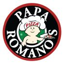 Papa Romano's Pizza and Mr. Pita Menu