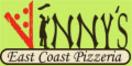 Vinny's East Coast Pizzeria Menu