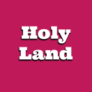 Holy Land Menu
