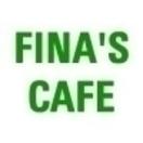 Fina's Cafe Menu