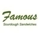 Famous Sourdough Sandwiches Menu