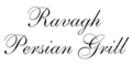 Ravagh Persian Grill Menu