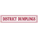 District Dumplings (District Ave, Fairfax) Menu