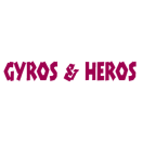 Gyros & Heros Menu
