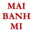 Mai Banh Mi Menu