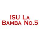 ISU La Bamba No. 5 Menu