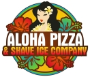 Aloha Pizza & Shave Ice Company Menu