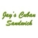 Jay's Cuban Sandwich Menu