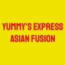 Yummy's Express Asian Fusion Menu
