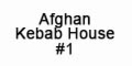Afghan Kebab House #1 Menu