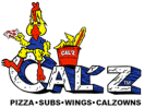 Cal'z Cal'z Pizza Subs and Chicken Wings Menu
