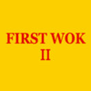 First Wok II Menu