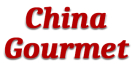 China Gourmet Bistro Menu