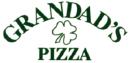 Grandad's Pizza Menu