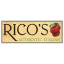 Rico's - Authentic Italian Menu