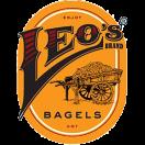 Leo's Bagels Menu