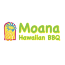 Moana Hawaiian BBQ Menu