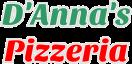 D'Anna's Pizzeria Menu