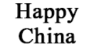 Happy China Menu