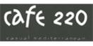 Cafe 220  Menu