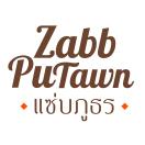 Zabb PuTawn Menu