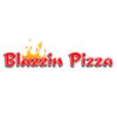 Blazzin Pizza Menu