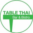 Table Thai Bar & Bistro Menu