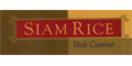 Siam Rice Menu