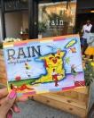Rain Eatery and Juice Bar Menu