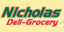Nicholas Deli-Grocery Menu
