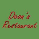 Deon's Restaurant Menu