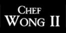 Chef Wong II Menu