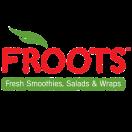 Froots Menu