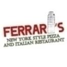 Ferrari's New York Style Pizza Menu