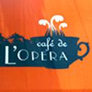 Cafe De L' Opera Menu