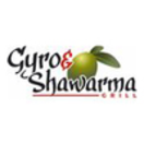 Gyro and Shawarma Grill Menu