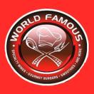 World Famous Menu