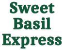 Sweet Basil Express Menu