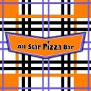 All Star Pizza Bar Menu