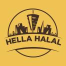 Hella Halal Menu