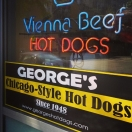 George's Hot Dogs Menu