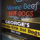 George's Hot Dogs Menu