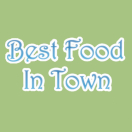 Best Food In Town Menu