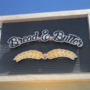 Bread & Butter Menu