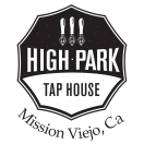 High Park Tap House  Menu