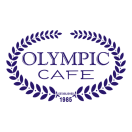 Olympic Cafe Menu