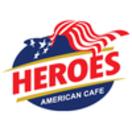 Heroes American Cafe Menu